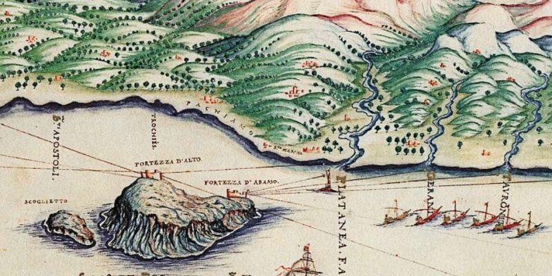 Η νησίδα των Αγ. Θεοδώρων