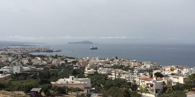 Άποψη της Χαλέπας